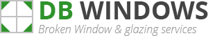 Harwich Broken Window Logo