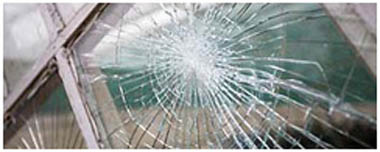 Harwich Smashed Glass